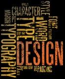Het ontwerpachtergrond van Grunge Royalty-vrije Stock Foto