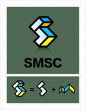 Het ontwerpelement van emblemen (vector) Royalty-vrije Stock Afbeeldingen