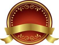 Het ontwerpelement van Lable Royalty-vrije Stock Afbeeldingen