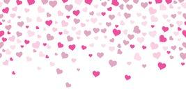 Het ontwerpmalplaatje van de liefde Vectorillustratie Royalty-vrije Stock Fotografie