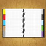 Het ontwerpmalplaatje van de website, vector. Royalty-vrije Stock Foto's