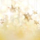 Het ontwerpmalplaatje van Kerstmissterren. Royalty-vrije Stock Foto's