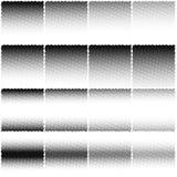 Het Ontwerpmalplaatje van het pixel Abstract Lawaai EPS 10 vector Stock Foto's