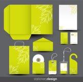 Het ontwerpreeks van de kantoorbehoeften Royalty-vrije Stock Fotografie