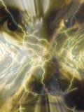 Het onweer Stock Afbeeldingen