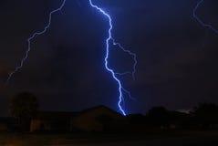Het Onweer van de lente Royalty-vrije Stock Afbeelding