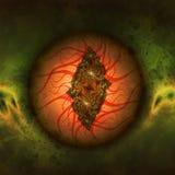 Het oog Stock Fotografie