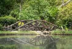 Het oog van de brug Stock Afbeelding
