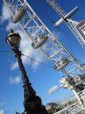 Het Oog van Londen Stock Fotografie