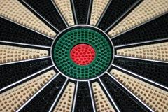 Stierenoog van Dartboard Royalty-vrije Stock Fotografie