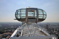 Het oogcabine van Londen Londen Stock Afbeeldingen