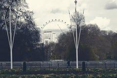 Het oogmening van Londen Royalty-vrije Stock Fotografie