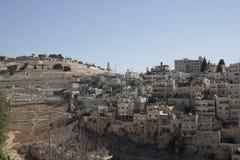 Het oosten Arabische Jerusaleem, Israël Royalty-vrije Stock Foto's