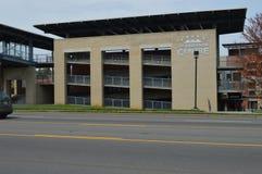 Het oosten Tennessee State University - het Millenniumcentrum royalty-vrije stock foto's