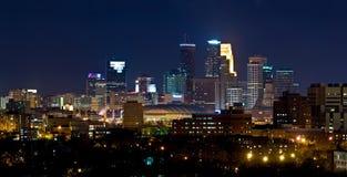 Het Oosten van Minneapolis Minnesota Stock Foto's