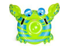 Het opblaasbare Stuk speelgoed van de Pool van de Krab Royalty-vrije Stock Foto's