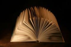 Het open boek Royalty-vrije Stock Foto