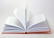 Het open boek Royalty-vrije Stock Afbeeldingen