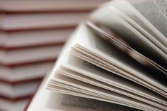 Het open handboek Stock Fotografie
