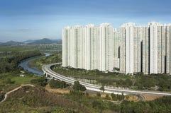 Het Openbare Landgoed van Hongkong stock afbeelding