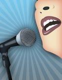 Het openbare Spreken Royalty-vrije Illustratie