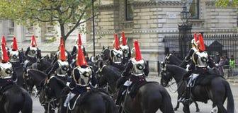 Het Openen van de Staat van het Parlement Royalty-vrije Stock Foto