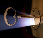 Het openen van Dromen Royalty-vrije Stock Foto