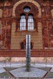 Het openen van het monument voor lokale slachtoffers van de Holocaust in Uzhgorod Royalty-vrije Stock Afbeeldingen