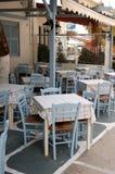 Het openlucht Dineren Royalty-vrije Stock Afbeelding