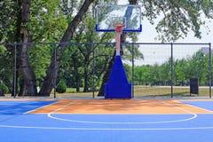 Het openlucht Hof van het Basketbal stock foto