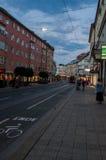 Het openluchtleven van Innsbruck Stock Foto's