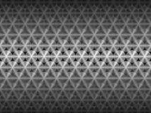Het opgepoetste patroon van de metaalknoop Royalty-vrije Stock Foto's