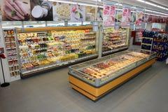 Het opschorten met voedsel royalty-vrije stock foto's