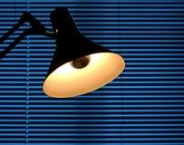 Het opstellen van lamp royalty-vrije stock foto's