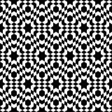 Het optische Patroon van de Tegel stock illustratie