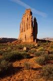Het orgaan. Het Nationale Park van bogen Stock Foto's