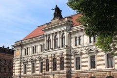 Het oriëntatiepunt van Dresden royalty-vrije stock foto