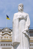 Het oriëntatiepunt van Kiev Stock Fotografie