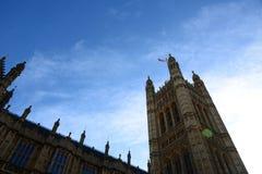Het oriëntatiepunt van Londen Stock Afbeeldingen