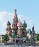 Het oriëntatiepunt van Moskou Stock Foto's