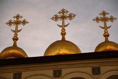 Het oriëntatiepunt van Moskou het Kremlin De Plaats van de Erfenis van de Wereld van Unesco royalty-vrije stock afbeeldingen