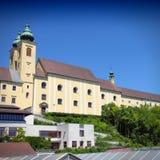 Het oriëntatiepunt van Oostenrijk Stock Fotografie