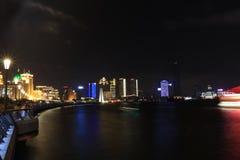Het oriëntatiepunt van Shanghai Royalty-vrije Stock Afbeelding