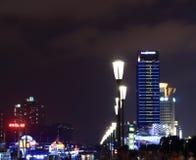 Het oriëntatiepunt van Shanghai Royalty-vrije Stock Foto's