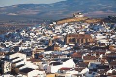 Het oriëntatiepunt van Spanje stock foto