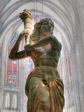 Het oriëntatiepunt van Utrecht Royalty-vrije Stock Afbeeldingen