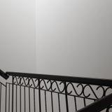 Het originele decor van de trap Stock Fotografie