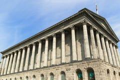 Het originele Stadhuis van Birmingham Stock Foto
