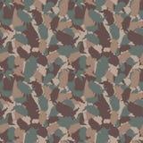Het originele van de vormcamo van de V.S. naadloze patroon De kleurrijke stedelijke camouflage van Amerika Het vectorontwerp van  Royalty-vrije Stock Foto