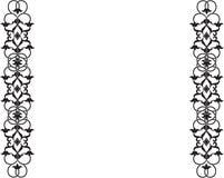 Het ornament van de band Stock Afbeeldingen